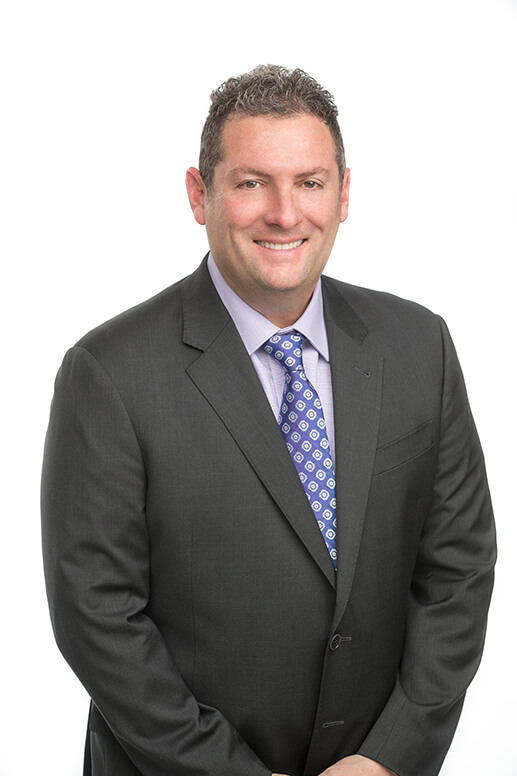Dr. Jonathan Weinrach portrait